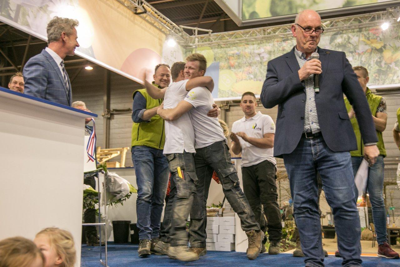 Landelijk kampioenschap tuinaanleg 2019