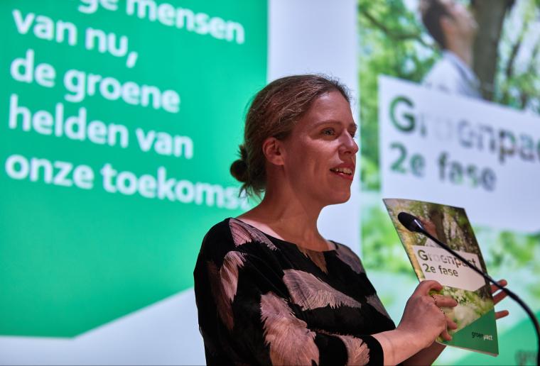 Presentatie GroenPact tweede fase