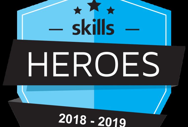 Skills Heroes 2018-2019